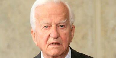 Richard von Weizsäcker ist tot