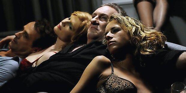 Cannes: Depardieu spielt Strauss-Kahn