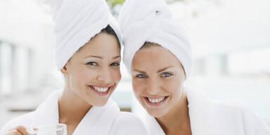 Die besten Wellness-Oasen für Frauen