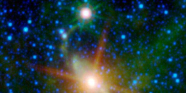 Zweites Sonnensystem entdeckt