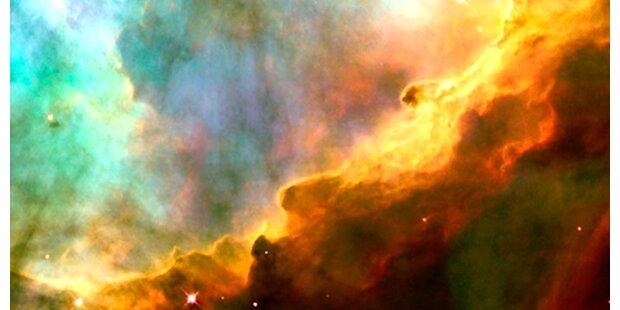 Dunkle Energie könnte Universum zerstören