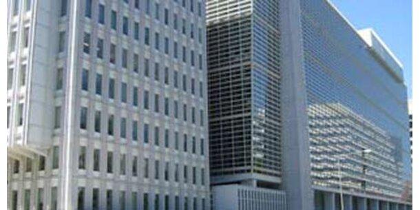 Weltbank senkt Konjunkturprognosen