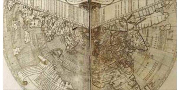 FBI findet gestohlene Ptolemäus-Karte