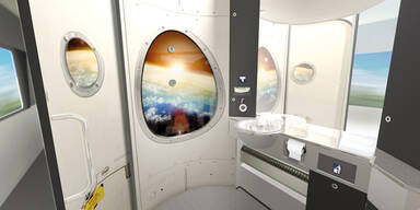 Weltall-Duft in ÖBB-Zug-Toiletten