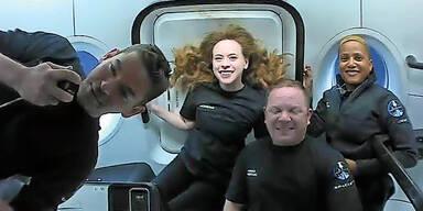Weltraumflug