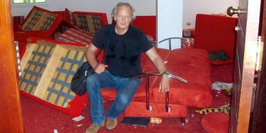 Ich war in Gaddafis Palast