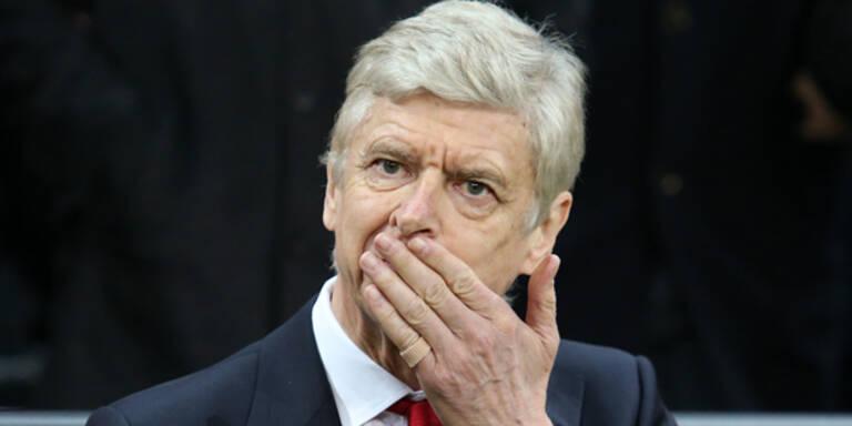 FC Arsenal: Wenger Zukunft ist geklärt
