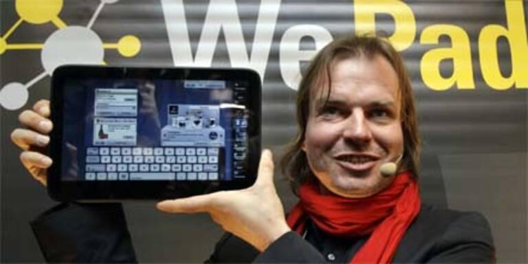 Das WePad wurde nun offiziell präsentiert