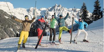 Nur 30 min von Salzburg Stadt: Der Gipfel des Winters