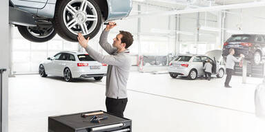 Regelung zu Neuwagen-Garantie bei Service-Verschiebung