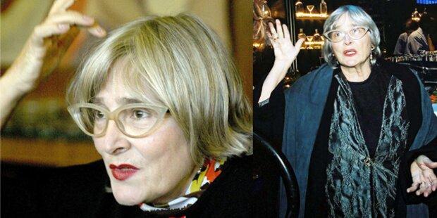 Theatermacherin Emmy Werner wird 75