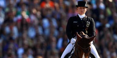 Olympiasiegerin will Impfpflicht für Pferde