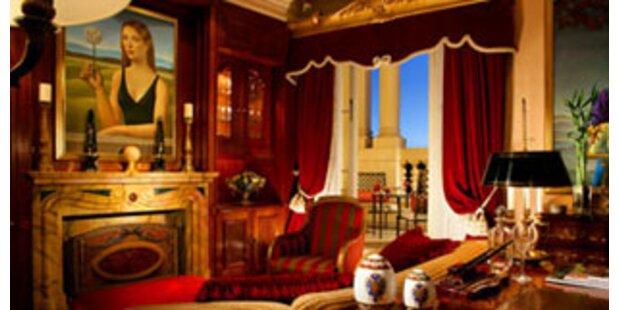 Die teuersten Hotelsuiten der Welt