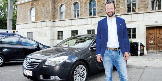 Fahrtendienst Uber im Visier der Taxler