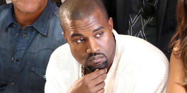 Kanye West von Paparazzo verklagt