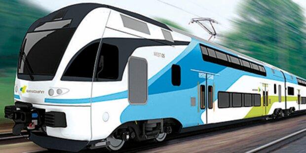 Haselsteiner startet mit der Westbahn