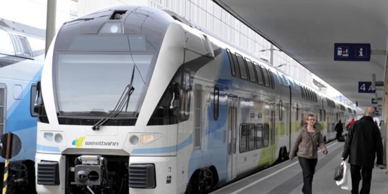 Westbahn darf nicht in ÖBB-Zügen werben