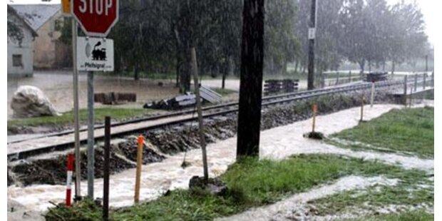 Erneut Katastrophenalarm in St. Pölten