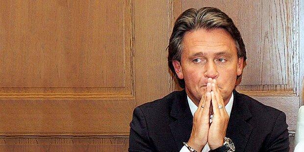 Westenthaler: Harter Schlag vor OGH-Urteil?