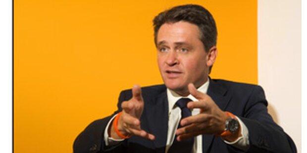BZÖ bietet SPÖ Übergangskabinett an