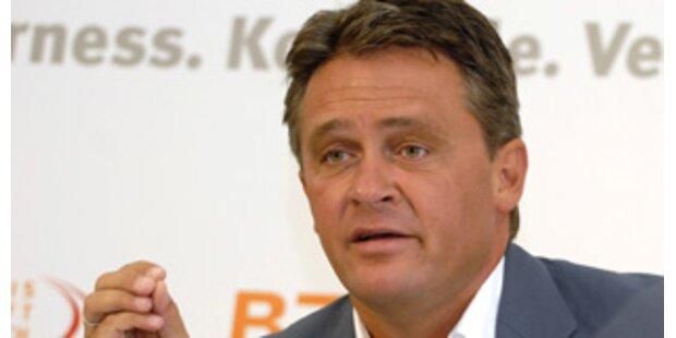 Köpferollen im BZÖ nach der Wahl-Schlappe