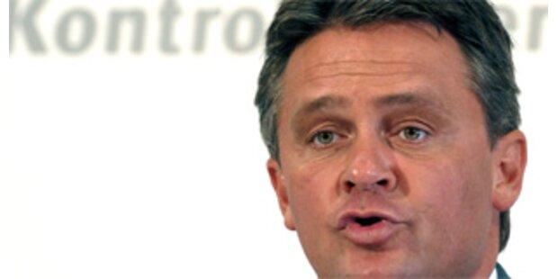 BZÖ-Chef fordert Gusenbauer zum Rücktritt auf
