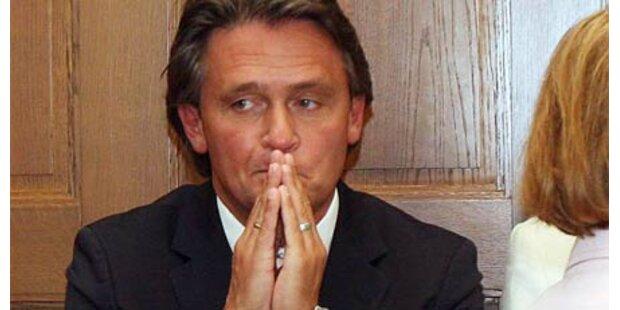 Grüne fordern Westenthaler-Rücktritt