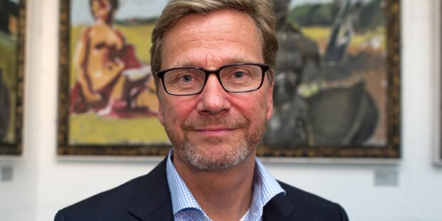 Schock: Guido Westerwelle hat Leukämie