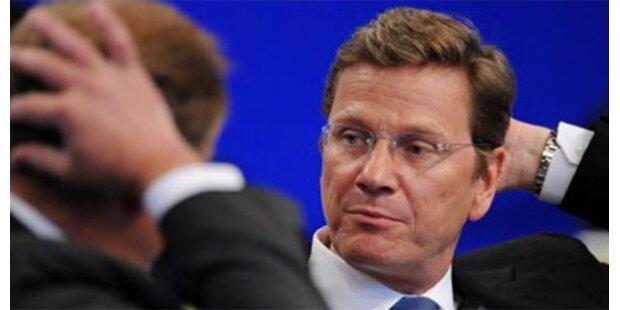 CDU/CSU und FDP vor Wahl im Clinch