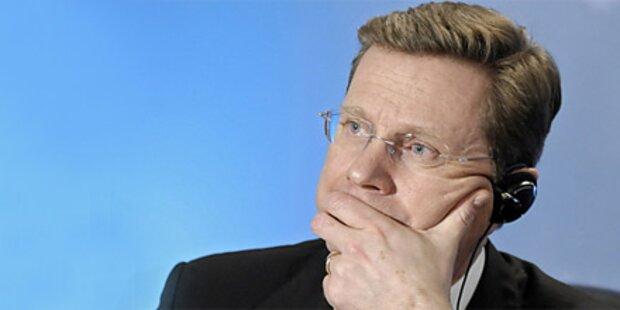 Westerwelle beschwert sich über russisches Homosexuellen-Gesetz