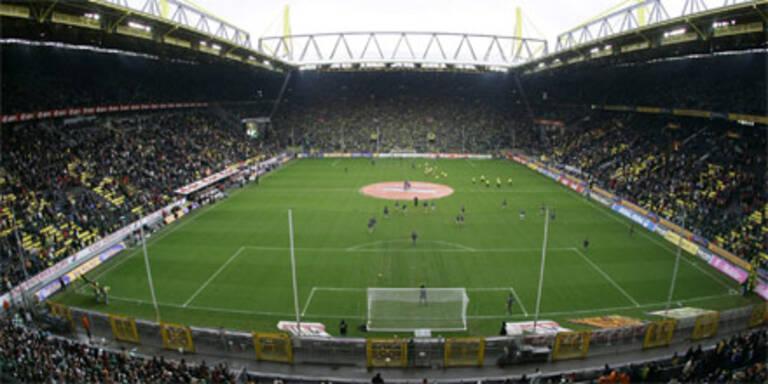 Anschlag auf Dortmund- Stadion vereitelt