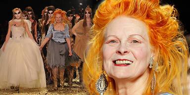 Vivienne Westwood: Die Femme Fatale der Mode wird 70