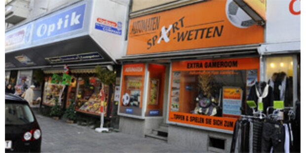 Brutaler Überfall auf Linzer Wettlokal-Mitarbeiter