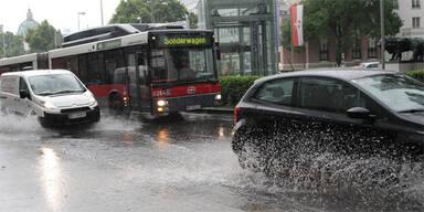 wetter wien regen