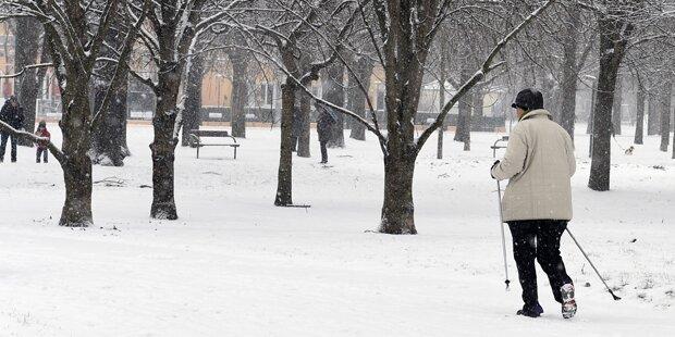 Wettervorhersage: Es bleibt winterlich