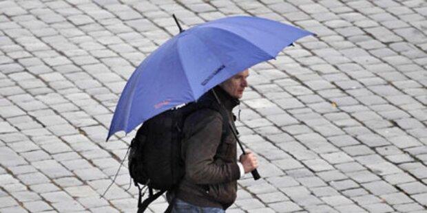Evakuierungen in Salzburg nach Unwettern