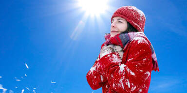Sibirische Kälte bis zum Wochenende