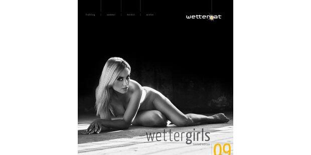 Sexy WetterGirls 2009: Das Jahr wird heiß!