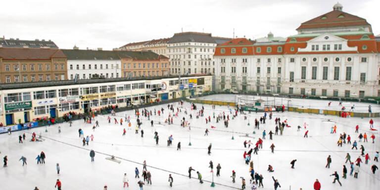Rekord-Besucherzahl im Wiener Eislaufverein