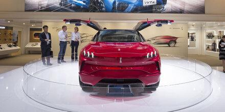 China-Autoriese greift in Österreich an