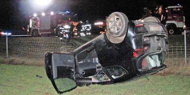 Unfall-Opfer irrte zu Fuß über Autobahn