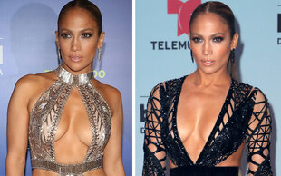 Billboard Latin Music Awards: J.Lo's sexy Doppel-Look