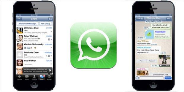 WhatsApp: Neue Sicherheitslücke entdeckt