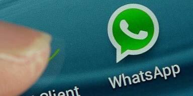 Super-Update für WhatsApp