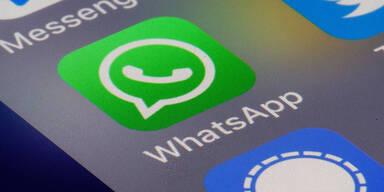 All diese Daten von Ihnen hat WhatsApp gesammelt