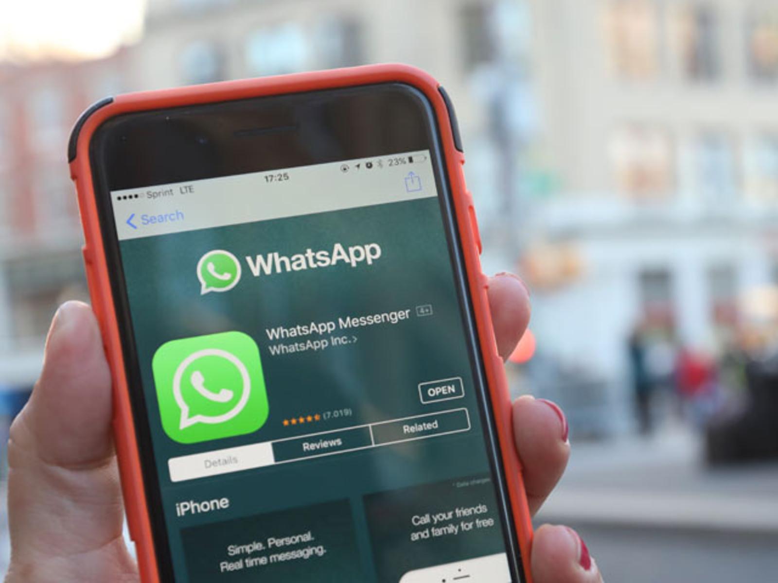 Profilbild wer hat iphone besucht whatsapp mein WhatsApp Profilbesucher