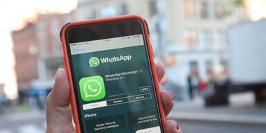 WhatsApp sperrt jetzt viele Nutzer
