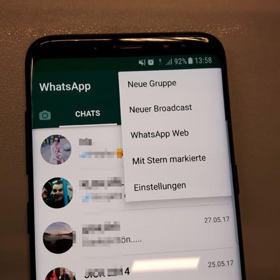 whatsapp blockiert trotzdem lesen