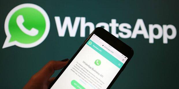 WhatsApp bringt geniale Neuerung
