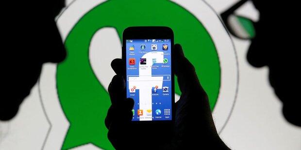 Für WhatsApp & Co. wird es eng